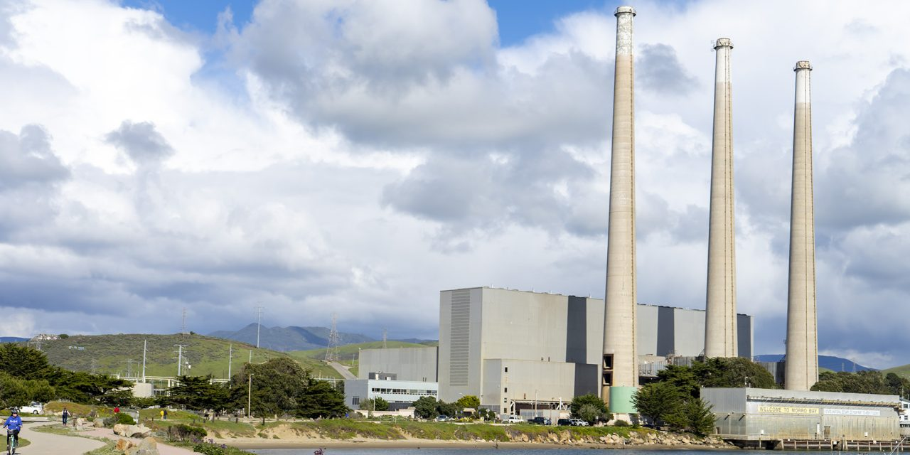 Power Plant May Become Battery Storage Site
