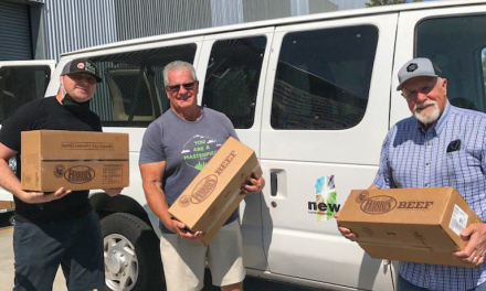 SLO Food Bank <br>Receives 10,260 Pounds of Fair Meat