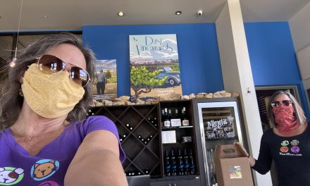 Annual Wine 4 Paws Weekend Fundraiser Coming in April