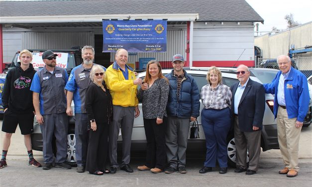 Lions Club Gives Away 33rd Free Car