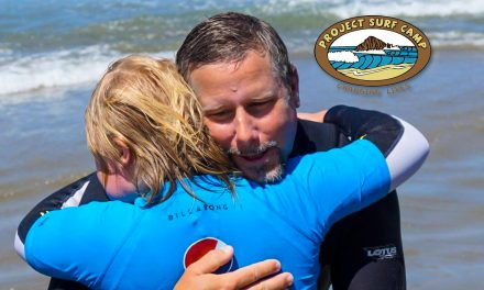 BBQ Fundraiser for Project Surf Camp's Return
